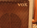 Vox AC15, laatste TV front medio-eind 1960, 3e EF86 circuit, front links.