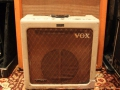 Vox AC15, laatste TV front medio-eind 1960, 3e EF86 circuit, front.