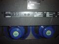 2004-2009 Vox AC30CC2X Korg China, als Vox AC30CC2 maar met 2 Chinese 12 inch Vox Blue Alnico speakers.