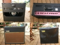 2005-2006 Vox AC30CC1 Korg China, 2 kanalen, Vox Neodog speaker 12 inch 80 watt by Celestion UK.