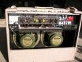 2010 Vox AC30HW2 Korg Vietnam, zicht op circuit en Chinese Greenbacks.