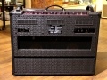 2011 april Vox AC30C2 Black Comet, Limited Edition, Korg China, 12 inch Chinese Greenbacks. Back.