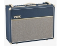 2012 jan Vox AC30C2-BL Blue, Tygon Grillcloth, Limited Edition, Korg China, 12 inch Chinese Greenbacks.