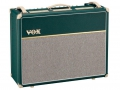 2012 sept Vox AC30C2-BRG British Racing Green, Custom Cream, Tygon Grillcloth, Limited Edition, Korg China, 12 inch Chinese Greenbacks.