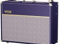 2013 juli Vox AC30C2-PL Purple, Tygon Grillcloth, Limited Edition, Korg China, 12 inch Chinese Greenbacks.