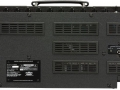 2016- Vox AC30CH back met 2 externe speakerjacks met impedantiekeuze, Vox Reactive Attenuator 30,3, 0,33 watt powerselector (toonbehoud op ieder volume), effectloop en footswitch (VFS2A).