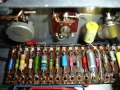 VOX AC30X 15 circuit links boven.