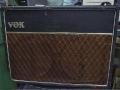 Vox AC30TB Expanded medio 1964, Charcaol rexine, brown diamond grillcloth.