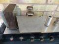 Vox AC30 1960 single speaker chassis met outputtrafo en Twin EL34.