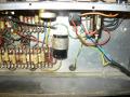 Vox AC30-4 Normal Fawn, Black Panel najaar 1960, black panel EF86 Normal circuit, rechts.