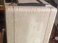 Vox AC30-4 Normal Fawn, Black Panel najaar 1960, zichtbare vingerlassen plywood cabinet.
