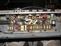 Vox AC30-4 black panel 1960-1961, Fawn,  EF86 circuit.