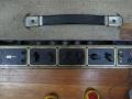 Vox AC30-4 black panel 1960-1961, black panel, plastic strap moet origineel van leder zijn.