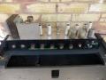 Vox AC30 50 watt 1960 single speaker chassis pre- en poweramp met Twin EL34 (Mullard), 6xEF86 en ECC83 (Brimar).