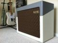 Vox AC30 Twin TV Front Two Tone 1960 (Zelfbouw replica).
