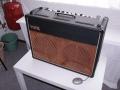Vox AC 30/6 Bass, Red panel van aug 1964, basketweave, frontzijde.