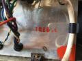 VOX JMI AC30 Supertwin  piggy back chassis met Treble circuit (vanaf medio 1964), machinestamped serialno 03936= 3e sequence ca. begin 1965.