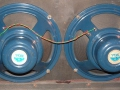 Vox AC30 1963 2x12 inch Blue Celestions T.530 alnico 8 ohm.