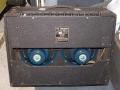Vox AC30 1963 Pebble Rexine, 2x12 inch Blue Celestions T.530 alnico 8 ohm.
