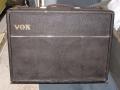 Vox AC30  Normal 1963 Pebble Rexine, lederen starp handles, origineel doek weg.