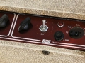 Vox AC30 Normal Red Panel Fawn 1962, Red panel rechts.