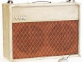 Vox AC30 Normal Red Panel Fawn 1962, front.