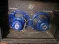 Vox AC30/6 Top Boost, Red panel 1964, a JMI product, met 12 inch T.530 Blue Alnico Celestion speakers met Vox label.