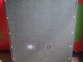1971- Vox Companion closed cabinet 4x12 inch, back.