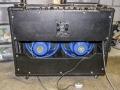 Vox AC30 TB Rev Stolec model 1970, half open back, met nieuwe speakers.