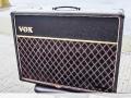 Vox AC30 SS, Solid State Transistor uitvoering. Laatst ontworpen UK model voor de Britse markt.
