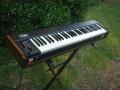 Vox Electronic Piano, gemaakt bij Jen in Pescara Italie. Rebadge van de Jen Pianotone.