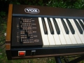 Vox Electronic  Piano, controls links.