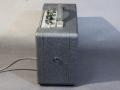 Zijwand Vox Escort Battery Dallas uitvoering 1974-1979 met handgreep, mono line out voor headphone of eindtrap.