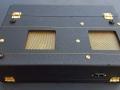 Vox Echo Long Tom  MKII-CO4- fabrikaat JMI-VSEL-  van Roy Sourioroseno, 2 roosters  in onderzijde behuizing .