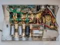 Vox Domino Echo- model MK2 low 1964, circuit met 2 x 12AX7/ECC83 en Oscilatorbuis 6BR8.