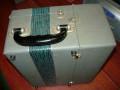 Vox Domino Echo- model MK2 low 1964, zijkant.