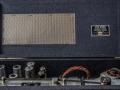 Vox Long Tom MKII-CO2 echo, binnenkant deksel.