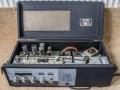 Vox Long Tom MKII-CO2 echo, met open deksel.
