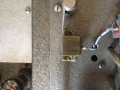 Vox Long Tom MKII-CO3 met brass BSR wiskop  type 2E met 2 solderingen.
