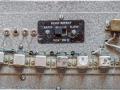 Vox Long Tom MKII-CO3 met nikkelen BSR MNI 55 koppen met 4 solderingen. Hallo Rapid-Slow switch gemodificeerd met 4 losse koppen switchen.