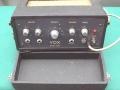 Vox SV Standard Echo 1966. Een laaggeprijsde volwaardige echo met 3 weergavekoppen en trekjes van de Watkins geproduceerde Vox Domino Echo's.