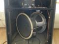 Jennings RT10 Rotary unit 1972, binnenwerk met 2x10 inch speakers, enkele snelheid en footswitch.