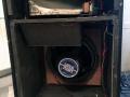 Vox Gyrotone MK3 Rotary cabinet, open back, polystyrene rotor gesloten, , 3x12 inch 25 watt speakers.