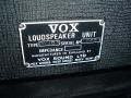 Vox Gyrotone MK3 Rotary cabinet, typeplaatje VSL versie.