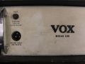 Vox Midas 100 Solid State All Purpose versterker, panel links.