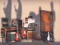 Boek That Sound uit 2000, geschreven door Roberto Pistolesi (RIP), Malcolm Addey en Maurizio Mazzini. Uitgever Vanni Lisanti. 159 pagina's over de sound en apparatuur van The Shadows.