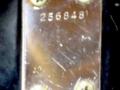 V246 Phantom XII Stereo Black 3 pickups 1966, made by EKO Italy, neckplate met serienummer.
