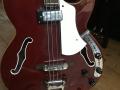 V271 Vox Apollo IV Bass 1968, body.