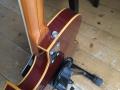 V271 Vox Apollo IV Bass 1968, headstock.