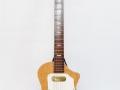 De Japanse Guyatone LG-50 was in UK als Antoria door de importeurs James T Coppock Ltd. en Charles Summerfield Ltd. op de markt gezet met kleine optische verschillen als dot inlays. JMI voorzag het originele Japanse model met rechthoekige inlays van een pearloid slagplaat met gouden Vox logo, zoals ook op de eerste generatie Ace werd toegepast. Hank Marvin gebruikte aanvankelijk een geimporteerde Antoria. Logisch dat deze gitaar door JMI werd omgedoopt tot Vox LG-50 Shadow.